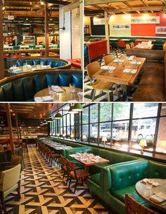 Drake One Fifty - Canada, retail design, food, restaurant, retail inspiration, interior design
