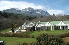 Stop at Knorhoek Country Guesthouse to discover the wonders of Stellenbosch. The hotel offers guests a range of services and amenities designed to provide comfort and convenience. To be found at the hotel are Wi-Fi in public areas, car park, family r Cape Dutch, Restaurant, At The Hotel, Good Night Sleep, Live, Hotel Offers, Places To Travel, South Africa, Family Room