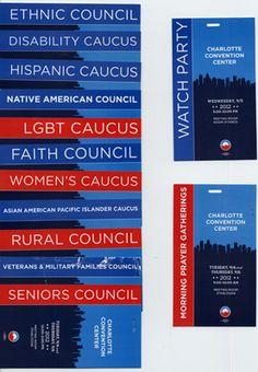 Democratic caucus tickets