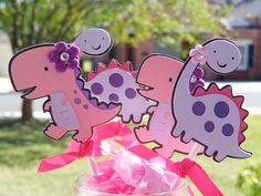 Temática de dinosaurios para fiestas infantiles - bebés