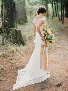 Claire Pettibone Kristene available at The Dress Theory | instagram @thedresstheory
