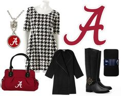 Alabama Game Day, SEC game day style, tailgating