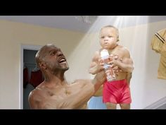 These are two new Old Spice commercials that have yet again gone viral. The first one is great but the second one, in my own opinion, could be a bit better. Old Spice. Never gets old.