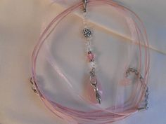 Rose Quartz Goddess Pendant for Healing Love and by Ravenbirch, $28.00
