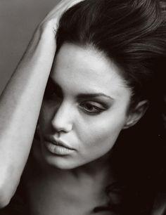 Angelina Jolie - Vogue by Annie Leibovitz