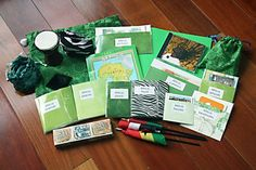 Africa Continent Bag (Photo from Counting Coconuts)