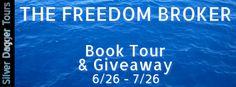 The Freedom Broker (Thea Paris #1) by K.J. Howe