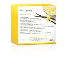 bodykey™ Batido teor de hidratos de carbono reduzido -  Sabor a Baunilha