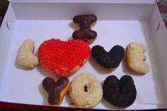 I love you Doughnuts!