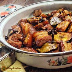Pork Humba (Visayan Pork Adobo)   Pinoy Kusinero