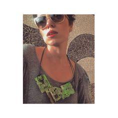 #gallery #foto #styleoftheday #sustentabilidade #upcycle #modasustentavel #slowfashion #ecofashion #ecochic #jewelry #fashiondesign #styles #ethicalfashion #geeky #grüne #fashionable #collection #fashiondiary #estilo #design #instamood #novoscriadores #avantgardefashion #futuristicfashion #fashiondesign #styleoftheday #cool #fashionphotography by odyssee_br http://ift.tt/1YWFTzF