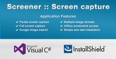 Screener - Lightweight Screen Capture . Screener - Lightweight Screen Capture