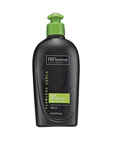 """You get """"volume and bounce"""" with """"long lasting""""  TRESemmé Flawless Curls Jelly.   - ELLE.com"""