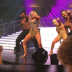 """DWTS: Live! Tour on Instagram: """"Now watch me whip... [Madison, WI, 7.24 ] #Repost @s_gordon1313 ・・・ Best night ever ❤️ #dwts #dwtsvip #dwtstour #dwtslivetour #dwtstourlive #dwtsperfect10tour #witneycarson"""""""