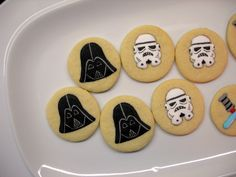 Star wars cookie set