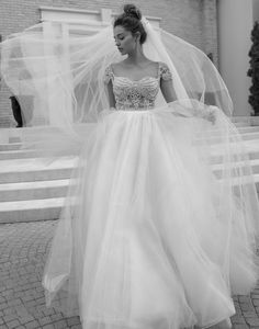 Wedding Dress Inspiration - Oved Cohen