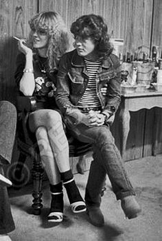Angus Young - Angus and Ellen Young
