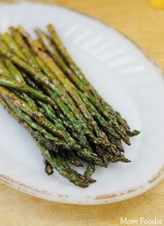 Grilled Balsamic Asparagus