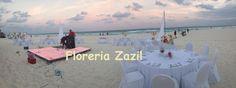 Cancunweddingsdecor #Cancunfloraldesign #Bodasenplaya #Diseñofloralparabodas