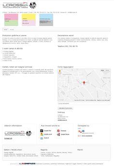 LCRossi, Losone, stampa digitale, Locarno, cartelli pubblicitari, segnaletica