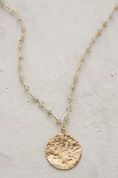 Oloron Layered Necklace - anthropologie.com #anthrofave