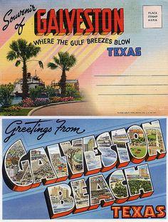 Vintage Galveston. #texas