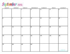custom editable free printable 2015 calendars sarah titus
