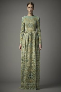 game-of-style:  House Manderly - Valentino Pre-fall 2014-15