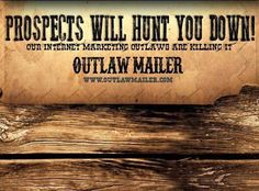 Outlaw Mailer has just about everything an Internet Marketer could need in a Viral Safelist Mailer. Earn up to 50% Commissions! What makes our Safelist The Best?