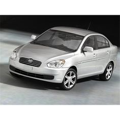 Hyundai Accent 2006 Hatchback - 3D Model