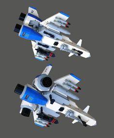 VTOL space plane #lego