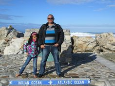 Cape Agulhas...te southernmost tip of Africa