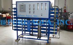Brackish Water Reverse Osmosis 21 000 Gpd Kuwait In 2020