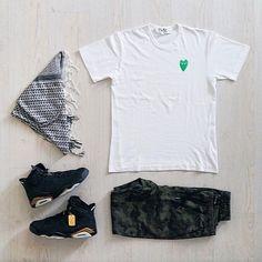 Simple. #fashion