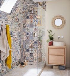 the sky from your bathroom, you dream? See the sky from your bathroom, you dream? Bathroom Design Small, Bathroom Interior Design, Sweet Home, Indian Homes, New Home Designs, Bathroom Inspiration, My Dream Home, Interior And Exterior, New Homes