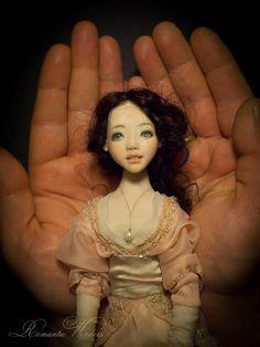 Art doll ''Anette'' by Romantic Wonders
