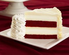 Red Velvet Cheesecake from Life By The Pool. . .it's just BETTER!