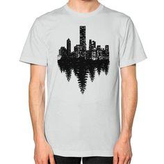 Opposite Unisex T-Shirt (on man)
