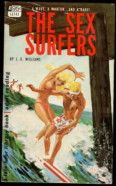 """vintage pulp novel about the supergroup who didn't want to use the name """"Butthole Pistols"""""""