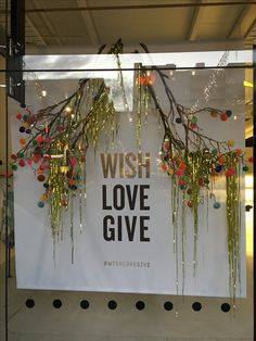 "SASS&BIDE, Britomart, Auckland, New Zealand, ""Wish,Love, Give"", uploaded by Ton van der Veer"