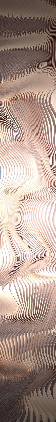 Parametric Surface designed by Yunus Emre Kara