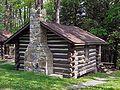 Log cabin - Wikipedia, the free encyclopedia