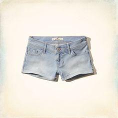Girls Hollister Low Rise Shorts | Girls Bottoms | HollisterCo.ca