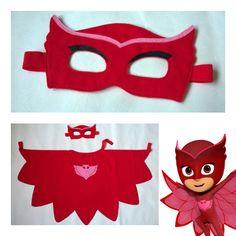Pjmasks, Owlette costume