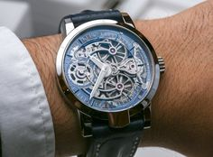 Armin Strom Skeleton Pure Water and Fire Watch