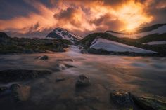 Tyinheimen is a mountain area in Jotunheimen, Norway