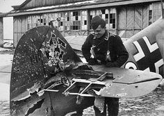 https://flic.kr/p/4gLiJE   Bf 109 F4 Uffz., Gerhard Raimann