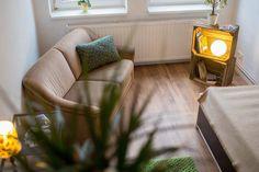 Küchenregal beleuchtet ~ Coole diy küchenschränke aus alten obstkisten diy küchenregal
