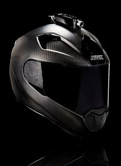 Fusar Mohawk adds camera, comms, route logging and more to existing helmets - Farklı Motor Çeşitleri Motorbike Clothing, Cool Motorcycle Helmets, Tracker Motorcycle, Cool Motorcycles, Biker Accessories, Camera Accessories, Drones, Ingrain Wallpaper, Computer Parts And Components
