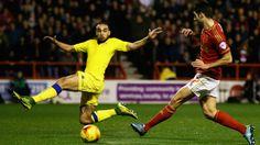 Championship football: Nottingham Forest v Leeds - BBC Sport